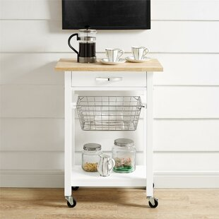 Berinda Multifunction Bar Cart by August Grove