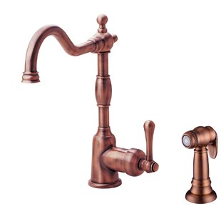 Copper Spring Kitchen Faucet Wayfair