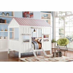 Shop For Duchene Spring Cottage Full Canopy Bed By Harriet Bee