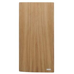 Quatrus Ash Compound Cutting Board By Blanco