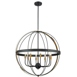 Sagamore 8-Light Globe Chandelier