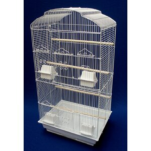 Shell Small  Bird Cage