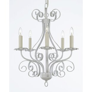 House of Hampton Huseman 5-Light Chandelier