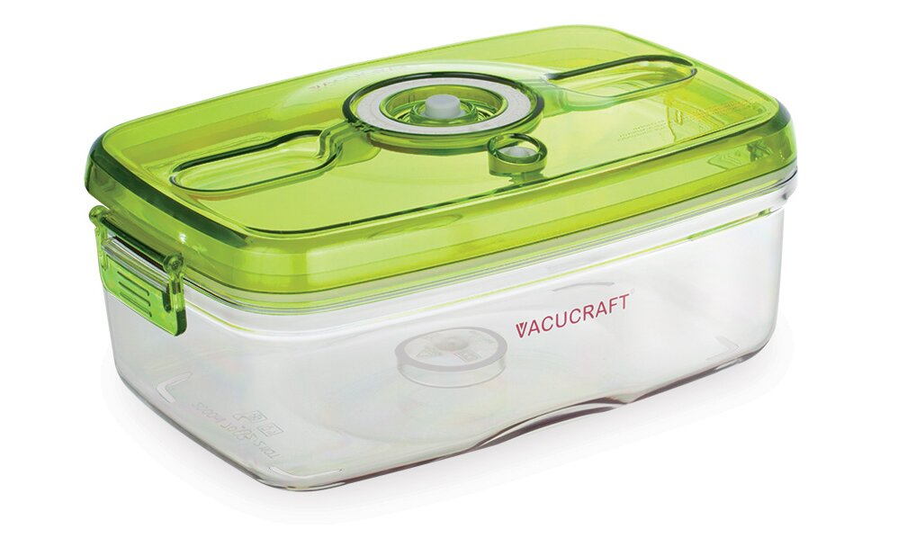 Vacuum 32 Oz. Food Storage Container