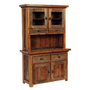 The Wyoming Collection? China Cabinet by Mountain Woods Furniture