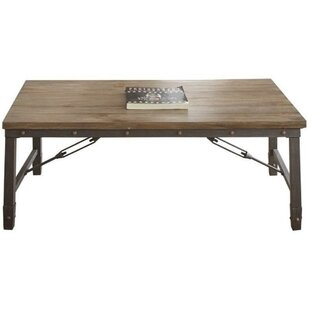 Chet Craftsman Coffee Table by Gracie Oaks