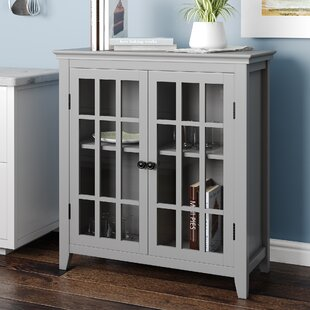 Clarissa 2 Door Accent Cabinet By Breakwater Bay