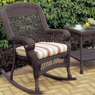 Charlton Home Richmond Valley Rocking Chair with Cushions