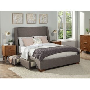 Great Price Wayde Upholstered Storage Platform Bed by Brayden Studio Reviews (2019) & Buyer's Guide