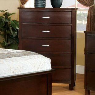 Deals Alvy 5 Drawer Chest by Darby Home Co