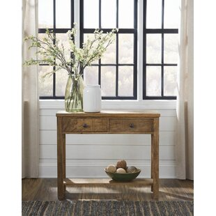 Renton Console Table by Gracie Oaks