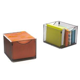 Rebrilliant Mesh Metal Cube Bi..
