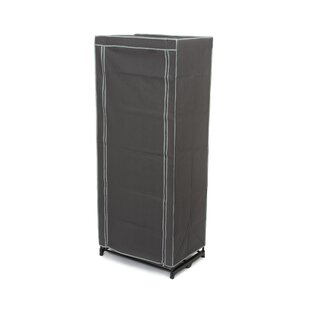 Maupin 50cm Wide Portable Wardrobe By Rebrilliant