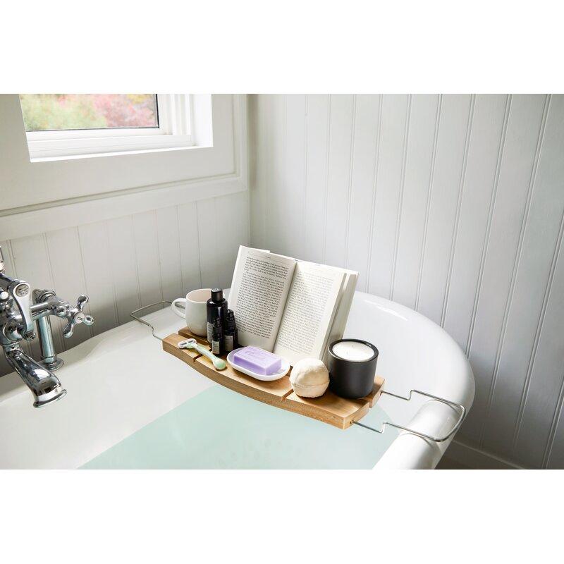 Umbra Aquala Bath Caddy Reviews Wayfair