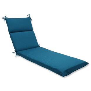 Pillow Perfect Spectrum Indoor/Outdoor Sunbrella Chaise Lounge Cushion