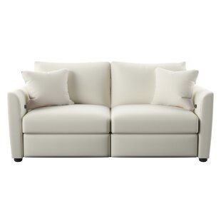 Georgia Reclining Loveseat by Wayfair Cus..