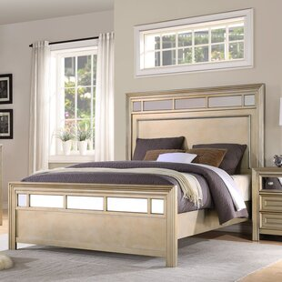 Champagne Panel Bed by Fairfax Home Collections