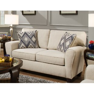 Price comparison Vanness Loveseat by Charlton Home Reviews (2019) & Buyer's Guide