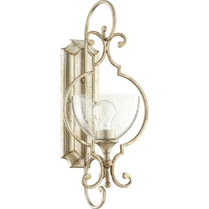 Ansley 1-Light Wall Sconce