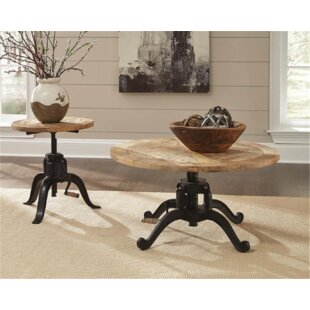 Mckee 2 Piece Coffee Table Set by 17 Stories