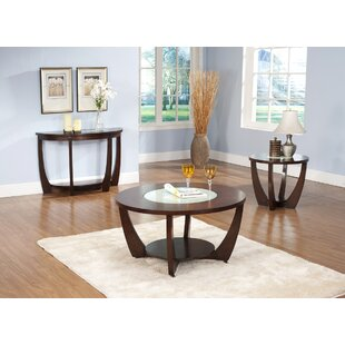 Thurmont 3 Piece Coffee Table Set