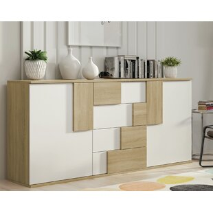 Alacyia 4 Drawer Combi Chest By 17 Stories