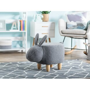 Villalobos Bunny Children's Footstool By Happy Larry