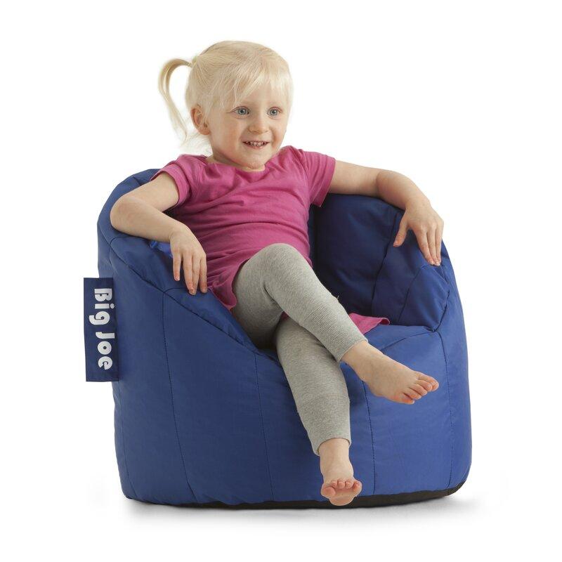 default_name - Comfort Research Big Joe Kids Bean Bag Lounger & Reviews Wayfair