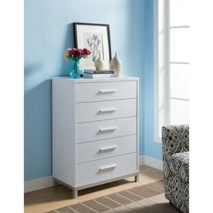 Hodge 5 Drawer Chest