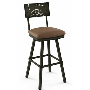 Haylee 30 Bar Stool Williston Forge