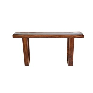Aliyah Live Edge Console Table