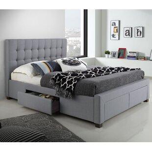 Metzinger Upholstered Storage Platform Bed