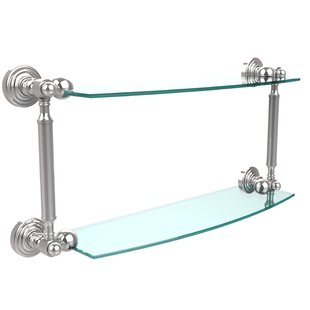 Allied Brass Waverly Place Wall Shelf