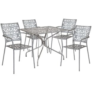 Windbrook 5 Piece Dining Set by Wrought S..