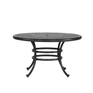 Three Posts Lehmann Round Dining Table