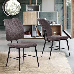 Claribel Upholstered Dining Chair (Set of 2)