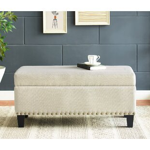 Charlton Home Auerbach Storage Bench