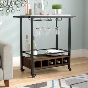 Moshe Bar Cart by George Oliver