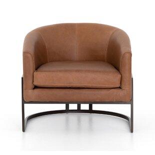 Traft Barrel Chair Brayden Studio