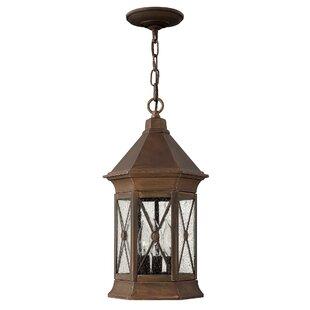 Faison 3 Light Hanging Lantern By Astoria Grand
