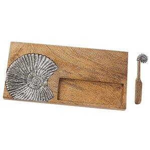 Bardolph Cracker Board Set