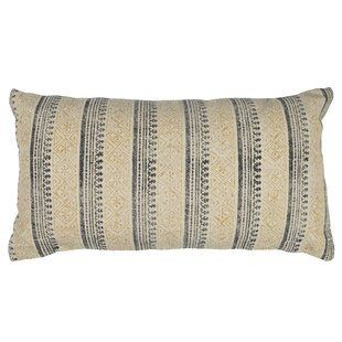 Francena 100% Cotton Lumbar Pillow