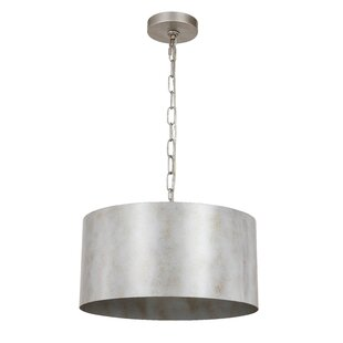 Childress 1-Light Drum Pendant by Williston Forge