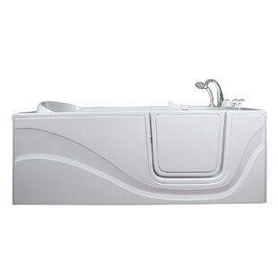 Ella Walk In Baths Lay Down Long Hydrotherapy Massage Whirlpool Walk-In Tub