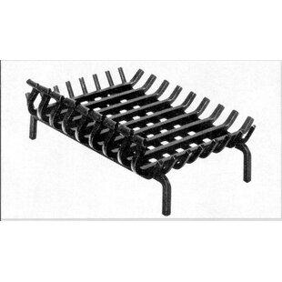 Steel Fireplace Andiron By Symple Stuff