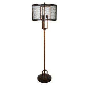 Glenam 62'' Floor Lamp by 17 Stories
