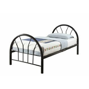 Dicha Metal Twin Platform Bed