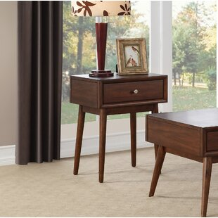 Mercury Row Norberg End Table with Storage