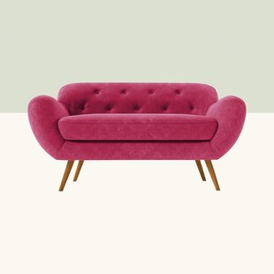 Jefferson 2 Seater Loveseat By Hykkon