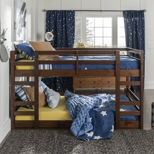 Kemah Twin Bunk Bed